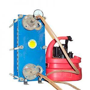 Промывка теплообменников и систем отопления